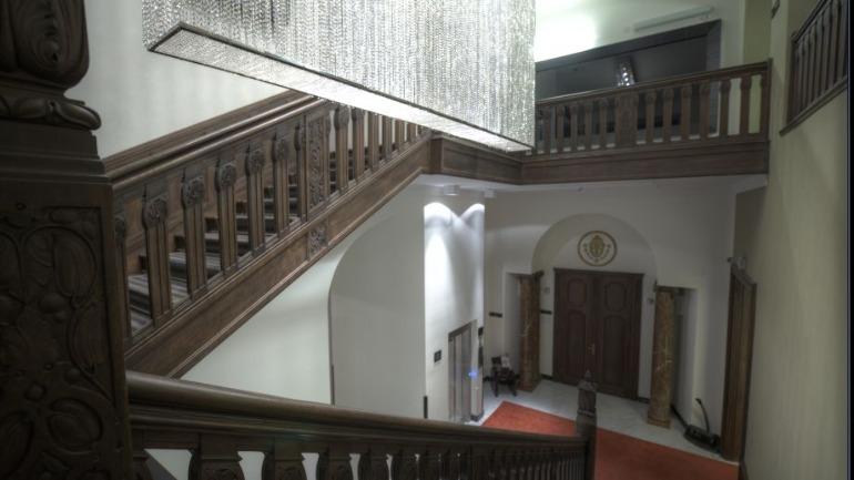 Pałac Schoellera            Hotel Platinum Palace