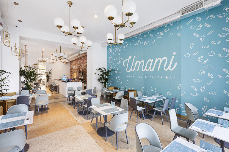 Umami Dumplings and Pasta Bar